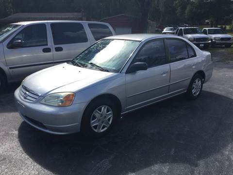 2003 Honda Civic for sale in Dunnellon, FL