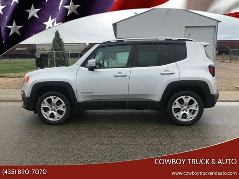 2017 Jeep Renegade for sale in Sheridan, WY