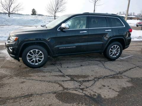 2014 Jeep Grand Cherokee for sale in Sheridan, WY