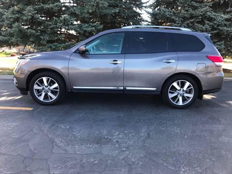 2013 Nissan Pathfinder for sale in Sheridan, WY