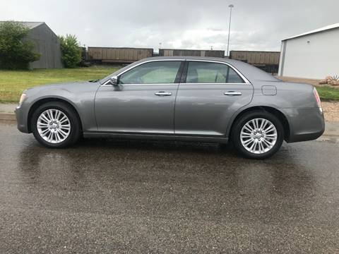 2012 Chrysler 300 for sale in Sheridan, WY