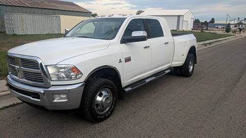 2010 Dodge Ram Pickup 3500 for sale in Sheridan, WY