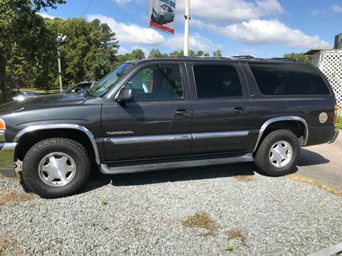 2004 GMC Yukon XL for sale in Garner, NC