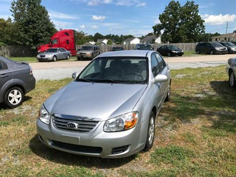 2007 Kia Spectra for sale in Garner, NC