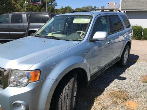 2008 Ford Escape Hybrid for sale in Garner, NC