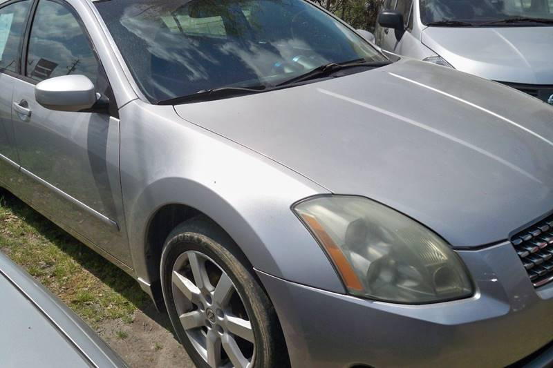 2006 Nissan Maxima For Sale At Used Car Sales LLC In Dillon SC