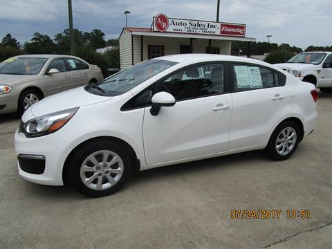 2016 Kia Rio for sale in Elberton GA