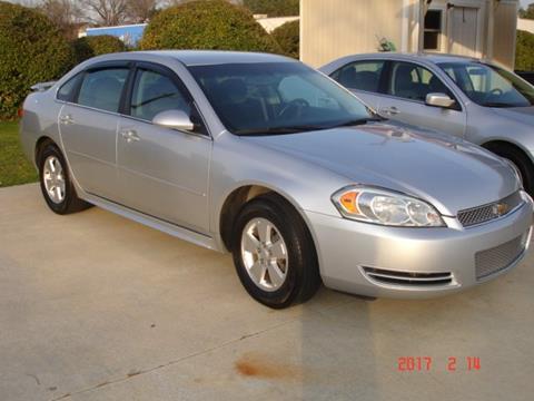 2013 Chevrolet Impala for sale in Elberton GA