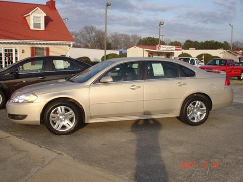 2011 Chevrolet Impala for sale in Elberton GA