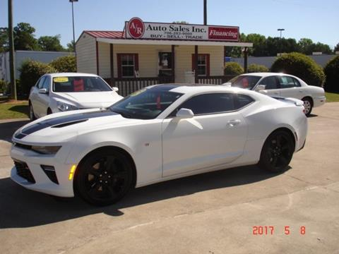 2016 Chevrolet Camaro for sale in Elberton GA