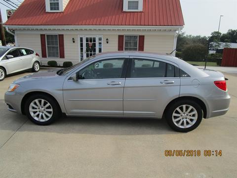 2014 Chrysler 200 for sale in Elberton, GA