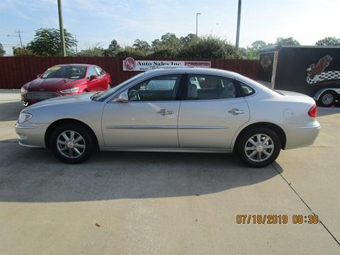 2008 Buick LaCrosse for sale in Elberton, GA