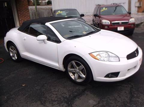 2009 mitsubishi eclipse spyder for sale in des moines, ia