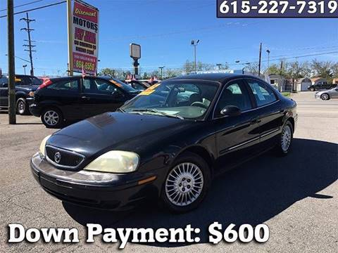 2002 Mercury Sable for sale in Madison, TN