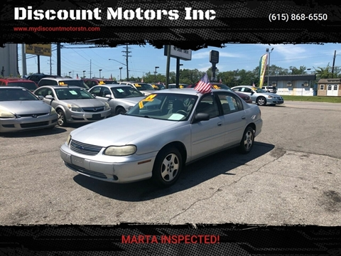 2004 Chevrolet Classic for sale in Madison, TN