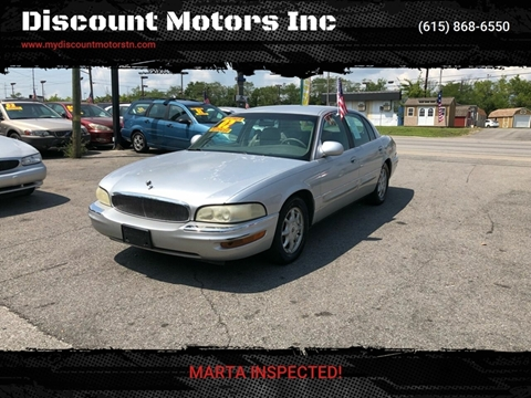 2002 Buick Park Avenue for sale in Madison, TN