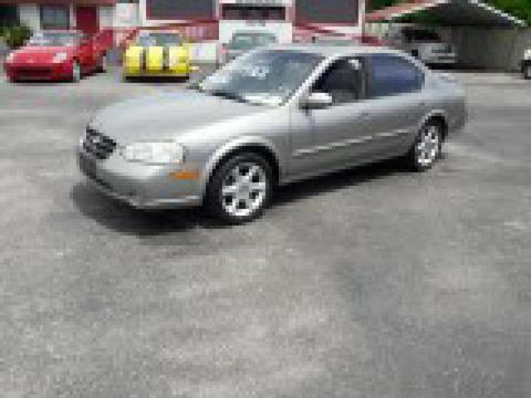 2001 Nissan Maxima for sale in Fort Worth, TX