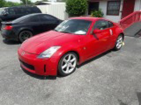 2004 Nissan 350Z for sale in Fort Worth, TX