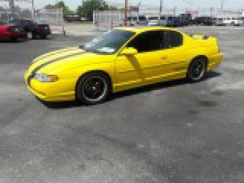 2003 Chevrolet Monte Carlo for sale in Fort Worth, TX