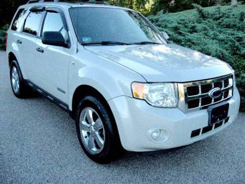2008 Ford Escape for sale in North Kingstown, RI