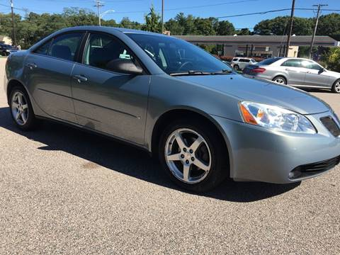 2007 Pontiac G6 for sale in North Kingstown, RI