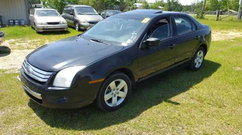 2007 Ford Fusion for sale in Slidell LA