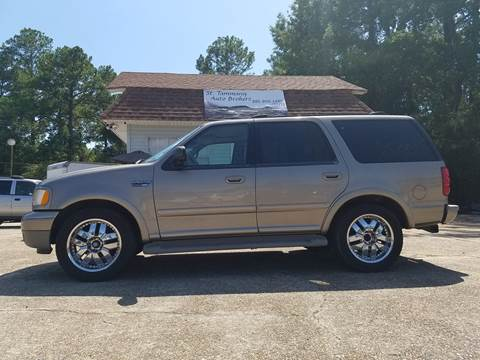 2002 Ford Expedition for sale in Slidell, LA