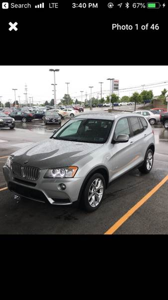 2011 BMW X3 xDrive35i In Flint MI - Dean\'s Auto Sales
