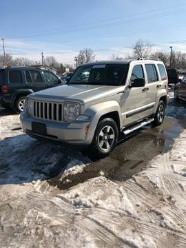 2008 Jeep Liberty for sale in Flint, MI