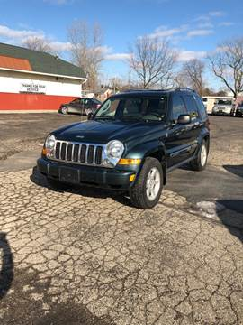 2006 Jeep Liberty for sale in Flint, MI