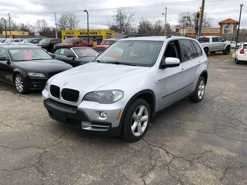 2008 BMW X5 3.0si for sale at Dean's Auto Sales in Flint MI