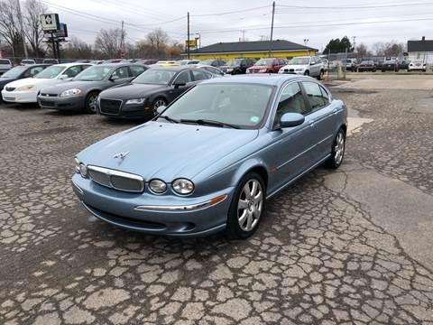 2006 Jaguar X-Type 3.0L for sale at Dean's Auto Sales in Flint MI