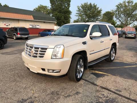 2010 Cadillac Escalade for sale at Dean's Auto Sales in Flint MI
