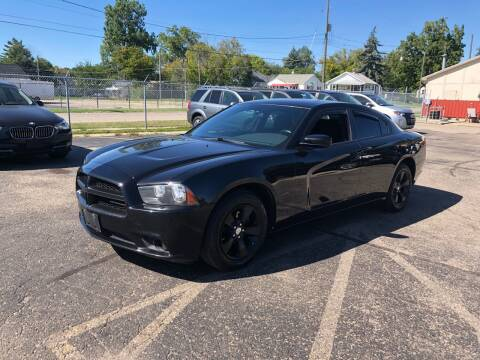 2014 Dodge Charger for sale at Dean's Auto Sales in Flint MI