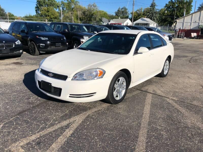 2009 Chevrolet Impala for sale at Dean's Auto Sales in Flint MI