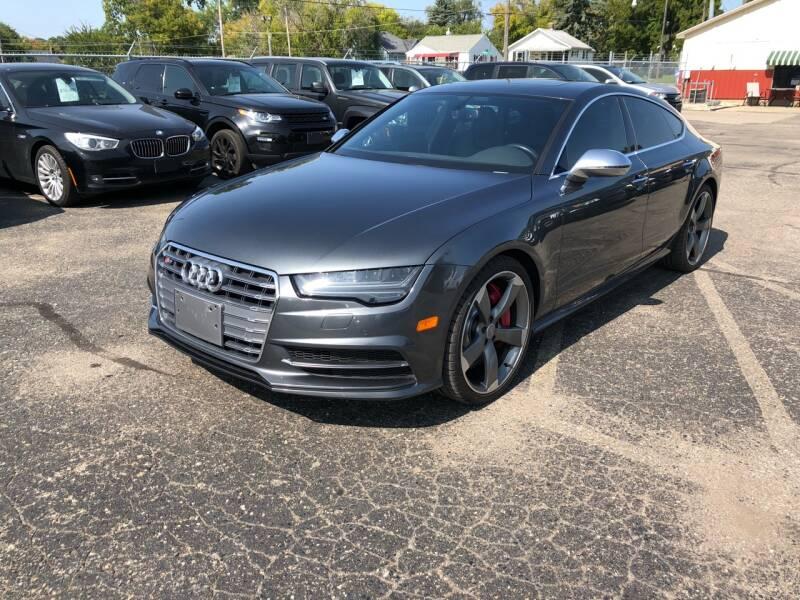 2017 Audi S7 for sale at Dean's Auto Sales in Flint MI