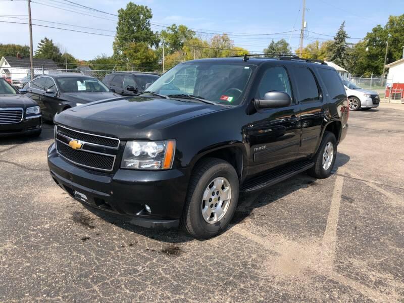 2013 Chevrolet Tahoe for sale at Dean's Auto Sales in Flint MI