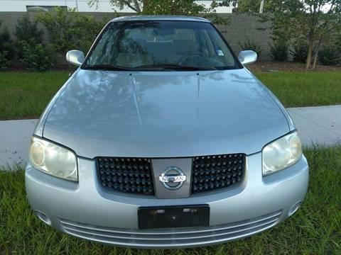 2004 Nissan Sentra for sale in Longwood, FL