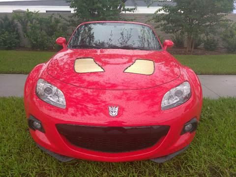 2013 Mazda MX-5 Miata for sale in Longwood, FL