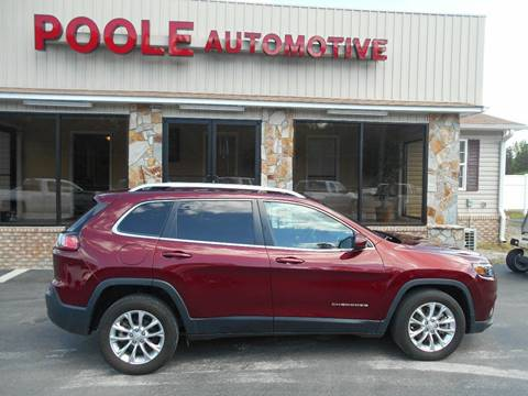 2019 Jeep Cherokee for sale in Southern Pines, NC