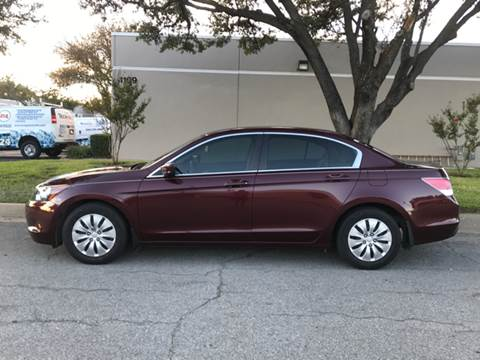 2010 Honda Accord for sale in Euless, TX