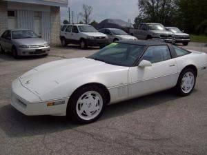 1988 Chevrolet Corvette for sale in Godfrey IL