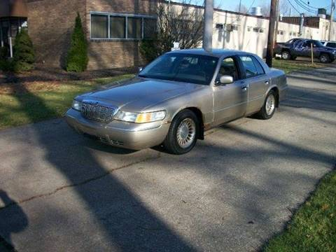 2000 Mercury Grand Marquis for sale in Willoughby, OH