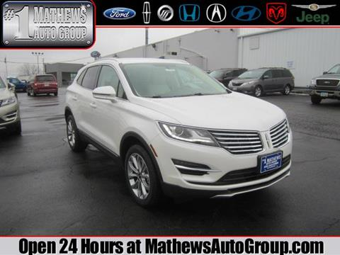 2015 Lincoln MKC for sale in Marion, OH