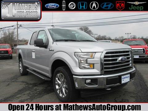 2017 Ford F-150 for sale in Marion, OH