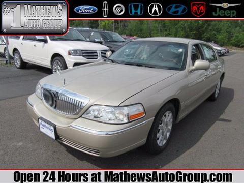 2010 Lincoln Town Car for sale in Marion, OH