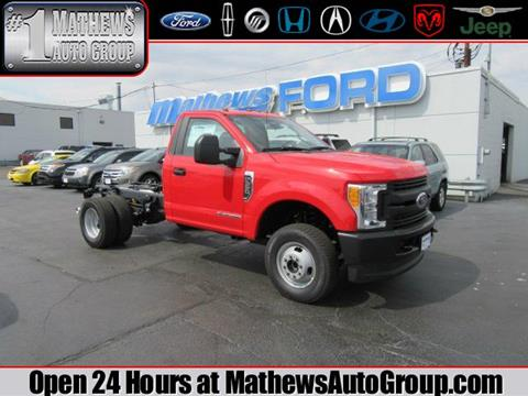 2017 Ford F-350 Super Duty for sale in Marion, OH