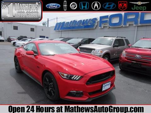 2017 Ford Mustang for sale in Marion, OH