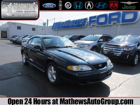 1995 Ford Mustang for sale in Marion, OH