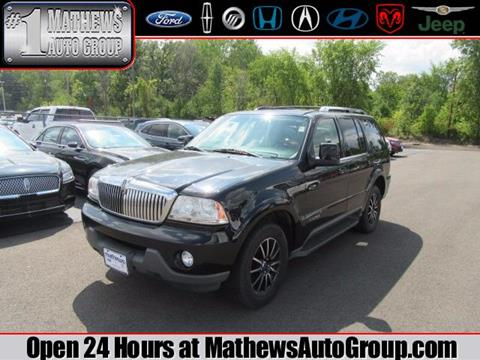 2005 Lincoln Aviator for sale in Marion, OH